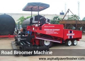 Road Broomer Hydraulic Road Broomer Broomer Machine Sweeping Machine Exporter Road
